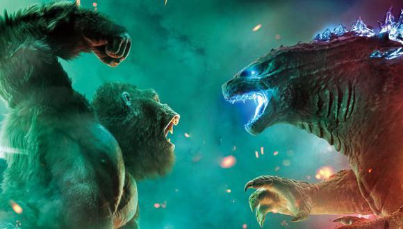 """""""Godzilla vs. Kong"""" reina por tercera semana seguida en los cines de EE.UU.. (Foto: Warner Bros)"""
