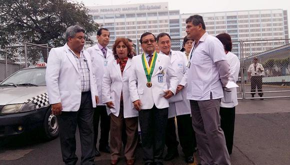 Hospital Rebagliati: nueva área de emergencia enfrenta médicos