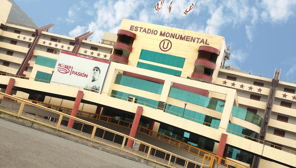 El administrador Raúl Leguía aseguró que las personas secuestraron al personal de seguridad del club. (GEC)