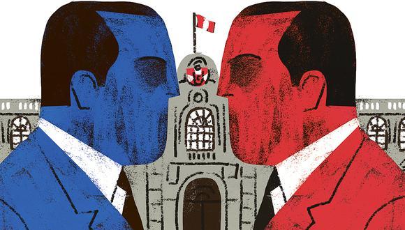 Partidos como el PPC y Todos por el Perú interpusieron demandas de amparo con el fin de que se admita la inscripción de sus listas o planchas invalidadas. Lo mismo hizo el Frente Esperanza, cuyo registro partidario fue suspendido por la dirección del ROP. (Ilustración: Víctor Aguilar Rúa).