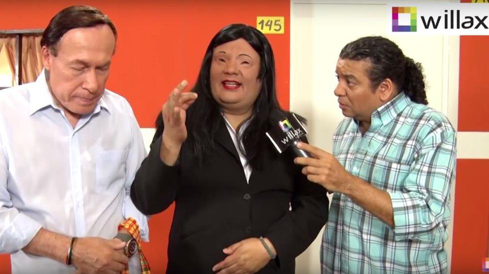 Kenji vs. Keiko: la polémica parodia de JB en YouTube [VIDEO] - 3