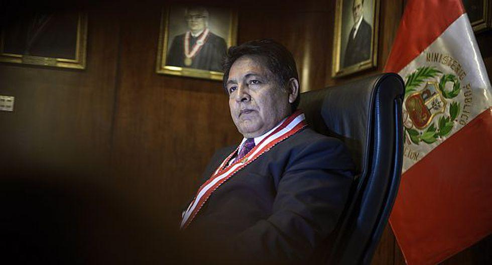 Ramos autorizó pasantías para fiscales que costaron US$273 mil