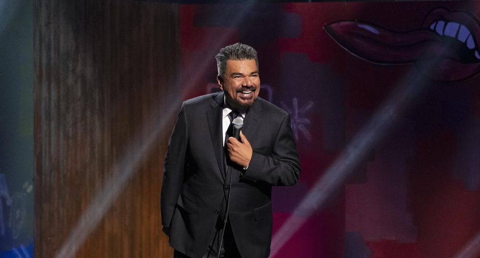 """George Lopez: We'll Do It For Half""- 30/06. (Foto: Netflix)"