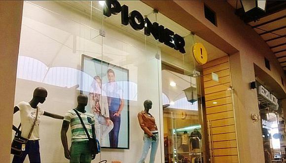 Grupo Pionier prevé cerrar el año con 135 tiendas en el país