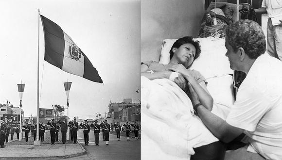 La fiebre amarilla (1868), la gripe española (1918-1920) y el cólera (1991) fueron algunas de las pandemias que pasaron por el Perú.  (Foto: Archivo Histórico El Comercio)