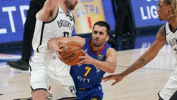 Facundo Campazzo contribuyó con 19 puntos, 2 rebotes y 5 asistencias