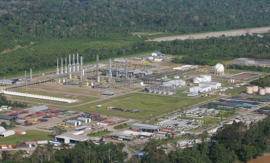 La línea de proceso de la planta Malvinas que se vio interrumpida procesa el gas natural y los condensados de los lotes 88 y 56. (Foto: GEC)
