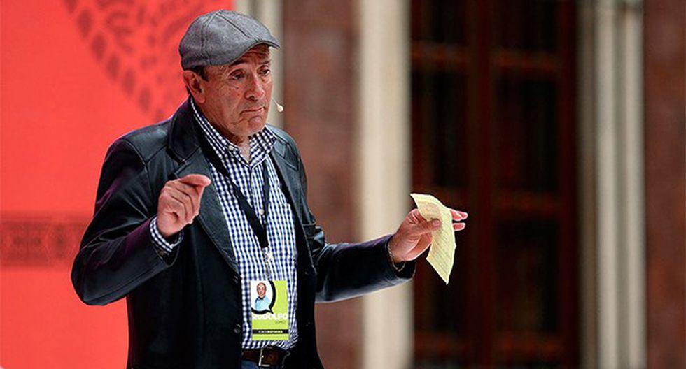 Rodolfo Gómez es entrenador de grandes atletas peruanos como Gladys Tejeda y Christian Pacheco.