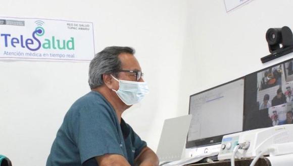 Los pacientes deberán expresar su consentimiento sobre el servicio y tendrán asegurada la protección de sus datos personales. (Ministerio de Salud)