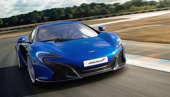 McLaren fabricará 20 súperautos diarios a partir de este año