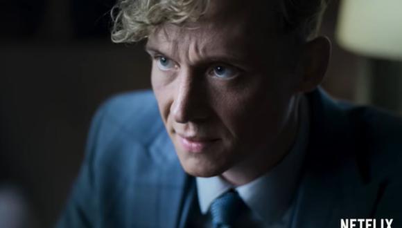 """""""Army of the Thieves"""" centrará su historia en Dieter, personaje interpretado por Matthias Schweighöfer. (Foto: Captura de Netflix)"""