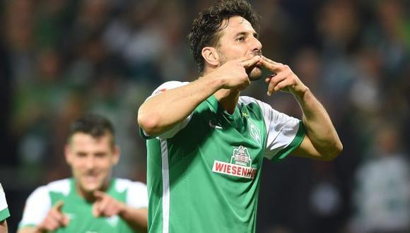 Claudio Pizarro alcanzó importante récord de Gerd Müller
