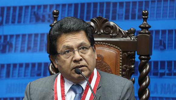 Ramos dice que Álvarez es investigado por lavado de activos