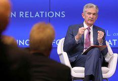 Powell: la FED actuará de forma apropiada para respaldar la economía de EE.UU.
