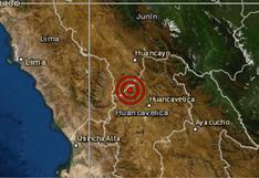 Junín: sismo de magnitud 3,9 se registró en Satipo esta tarde