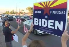 Elecciones USA: Biden puede quitarle a Trump la crucial Arizona