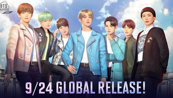 BTS Universe Story es el próximo videojuego del popular grupo. (Difusión)