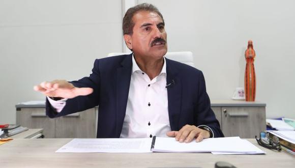 Julio Gagó señaló que los candidatos a los que el JEE decidió excluir recurrirán al pleno de JNE. (Foto: Archivo El Comercio)