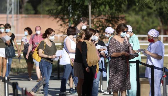Coronavirus en España   Últimas noticias   Último minuto: reporte de infectados y muertos hoy, jueves 3 de setiembre del 2020   COVID-19   (Foto: EFE).