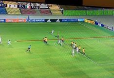 Ecuador vs. Italia: Pio Oristanio y el bombazo para el 1-0 con el que dejaría fuera al tricolor del Mundial Sub 17 | VIDEO