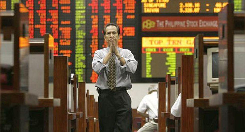 Bolsas de Europa cayeron por pesimismo sobre economía china