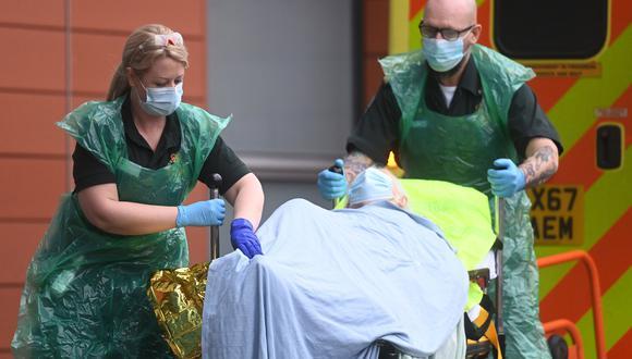 Coronavirus en Reino Unido | Últimas noticias | Último minuto: reporte de infectados y muertos hoy, martes 26 de enero del 2021. (Foto: EFE).