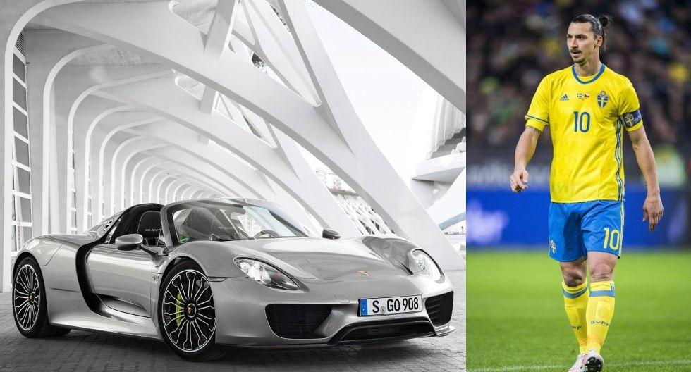 Estos son los autos que manejan los cracks del fútbol mundial - 4
