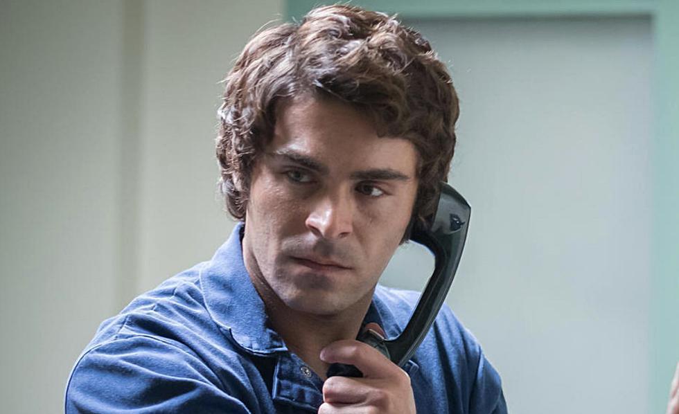 """Zac Efron como el homicida Ted Bundy en """"Extremely Wicked, Shockingly Evil and Vile"""""""