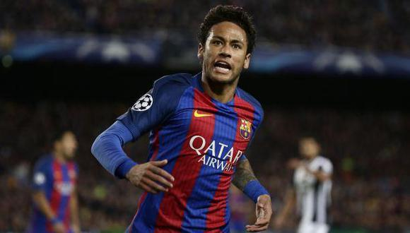 Neymar habría amenazado con irse del Barcelona