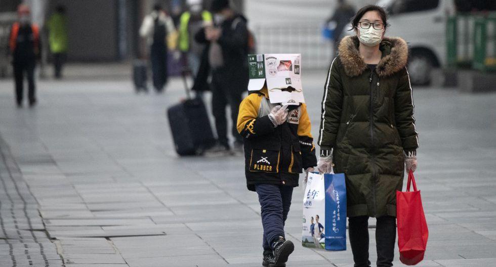 La epidemia ha provocado la muerte de 1.367 personas y 60.000 se han infectado. (AFP).