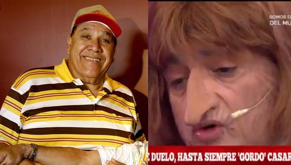 Jorge Benavides trabajó con el Gordo Casaretto a lo largo de varios años en programas cómicos. (Foto: El Comercio/ Latina)
