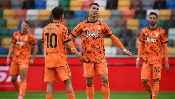 Juventus, Real Madrid y Barcelona siguen sin dar marcha atrás a la Superliga europea. (Foto: AFP)