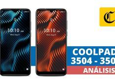 CoolPad 3504L y 3503L   Dos teléfonos para quienes buscan una experiencia smart básica   ANÁLISIS