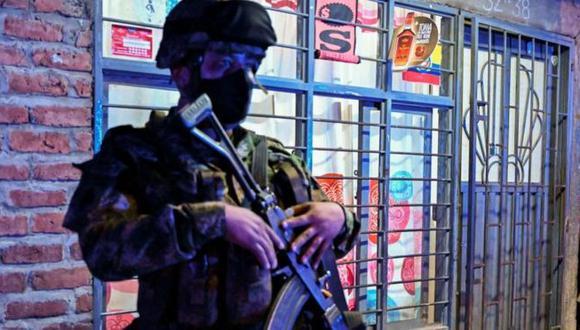 El Ejército de Colombia ha sido señalado en otras ocasiones de abusos y violencia contra la población civil. (AFP).