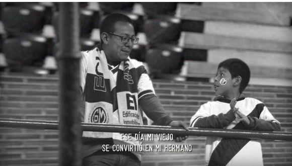 Emocionante video trabajado por el equipo de marketing y comunicaciones del Deportivo Municipal. FOTO: Twitter Municipal