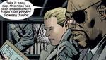 """""""Ultimates"""" #3 (2002) se burla de Robert Downey Jr. (Foto: Marvel Comics)"""