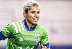 Raúl Ruidíaz jugará la final de la Conferencia Oeste de la MLS por segundo año consecutivo