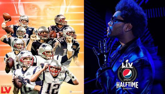 En esta oportunidad, se enfrentarán los quipos Kansas City Chiefs y Tampa Bay Buccaneers. Por otro lado, The Weeknd está confirmado para brindar el show de medio tiempo. (Foto: NFL/Instagram)