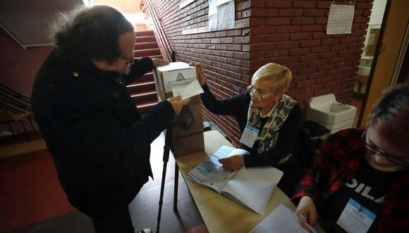 Millones de argentinos están llamados a participar en las PASO, las primarias para las elecciones presidenciales de octubre. (EFE).