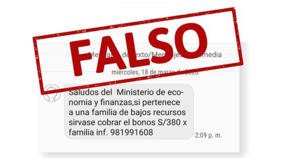 En los últimos días abundan en redes sociales comunicados falsos que luego son desmentidos por las autoridades.