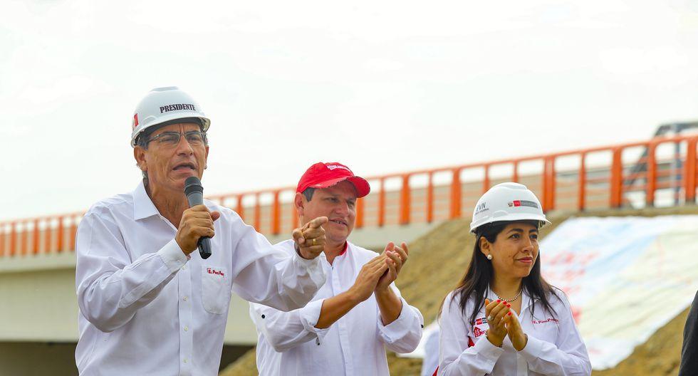 """""""Nuestra población tiene una madurez cívica que muchos subestimamos. Tiene la madurez para tomar la decisión correcta y adecuada. Esta vez, no se van a dejar engañar"""", afirmó el presidente Martín Vizcarra (Foto: GEC)"""