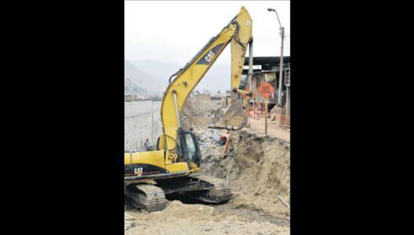 La inspección de la contraloría recopiló el estado de 3.874 obras y servicios de la reconstrucción. (Foto: ARCC)