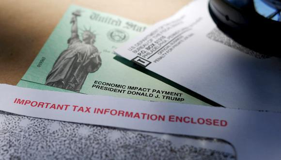 El segundo cheque de estímulo aún es tema de discusión en el Congreso de Estados Unidos. (Foto: AP)
