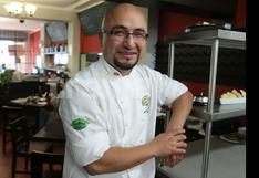Israel Laura lanza plataforma gastronómica donde compartirá sus secretos culinarios