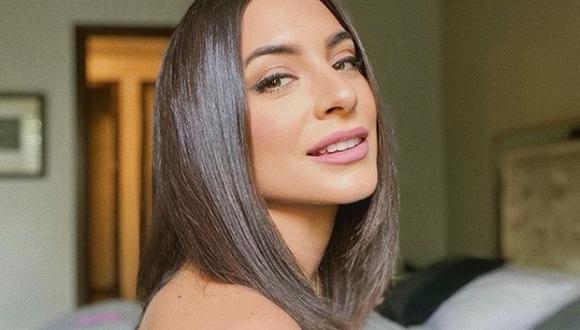 Ana Brenda Contreras debutó como actriz en 2005, con un personaje menor en la telenovela Barrera de amor (Foto: Ana Brenda Contreras/ Instagram)