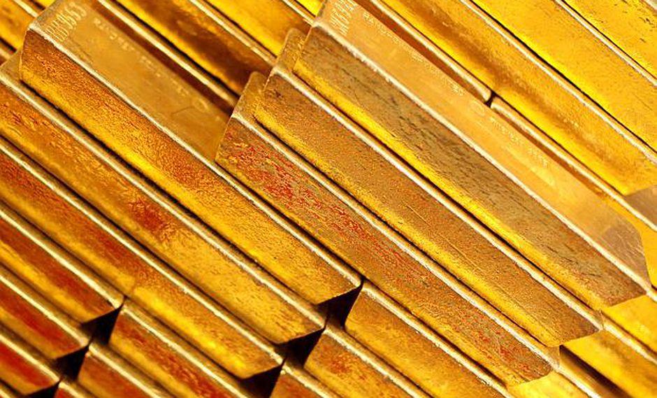 Los futuros del oro en Estados Unidos ganaban un 0.2 % a US$ 1,318 por onza. (Foto: Reuters)
