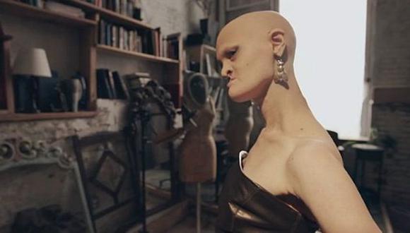 Melanie Gaydos, la modelo que reta los estereotipos de belleza