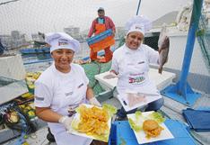 Mistura 2017: La Caleta, espacio dedicado a la pesca más fresca de Ancón