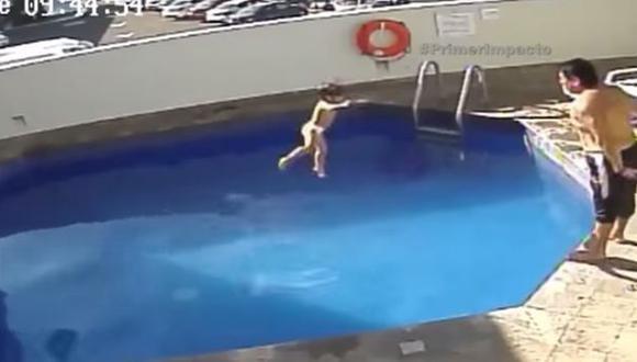 México: Padrastro ahogó a niña de tres años en una piscina