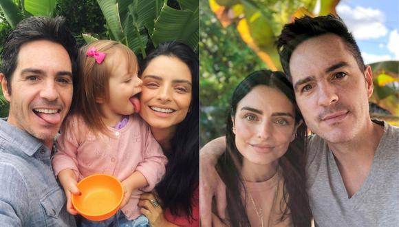 Mauricio Ochmann envía emotivo mensaje a Aislinn Derbez en el Día de la Madre. (Foto: Instagram @mauochmann)